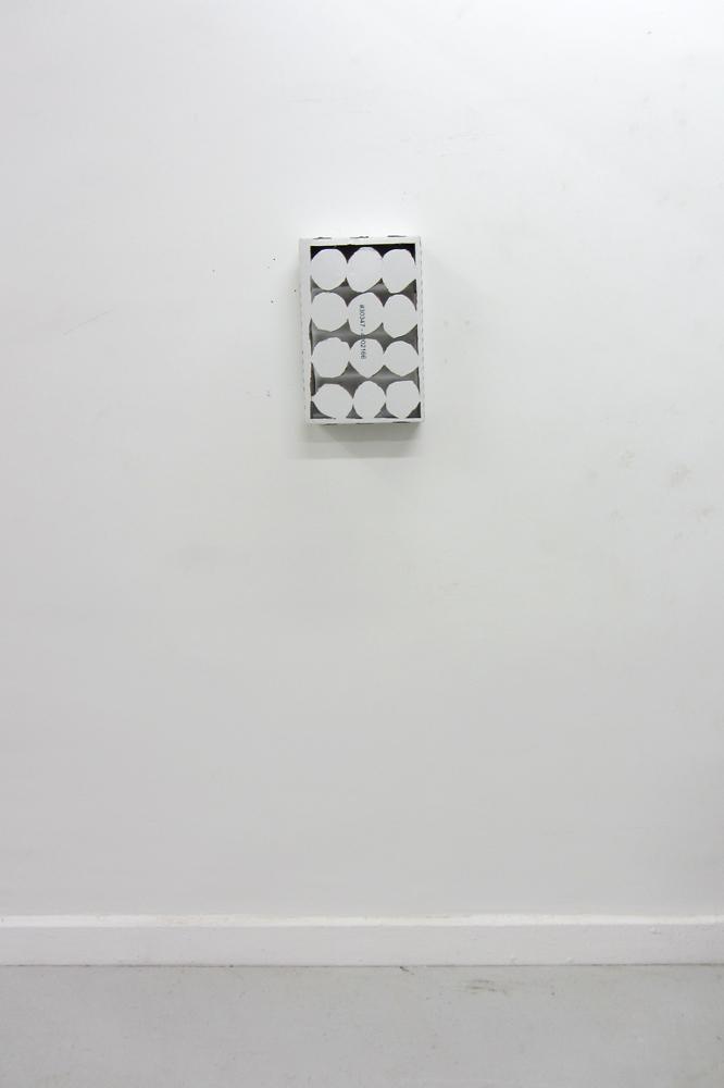 Ja! Mozzarella, 2017, Karton, 39 x 26 x 10 cm