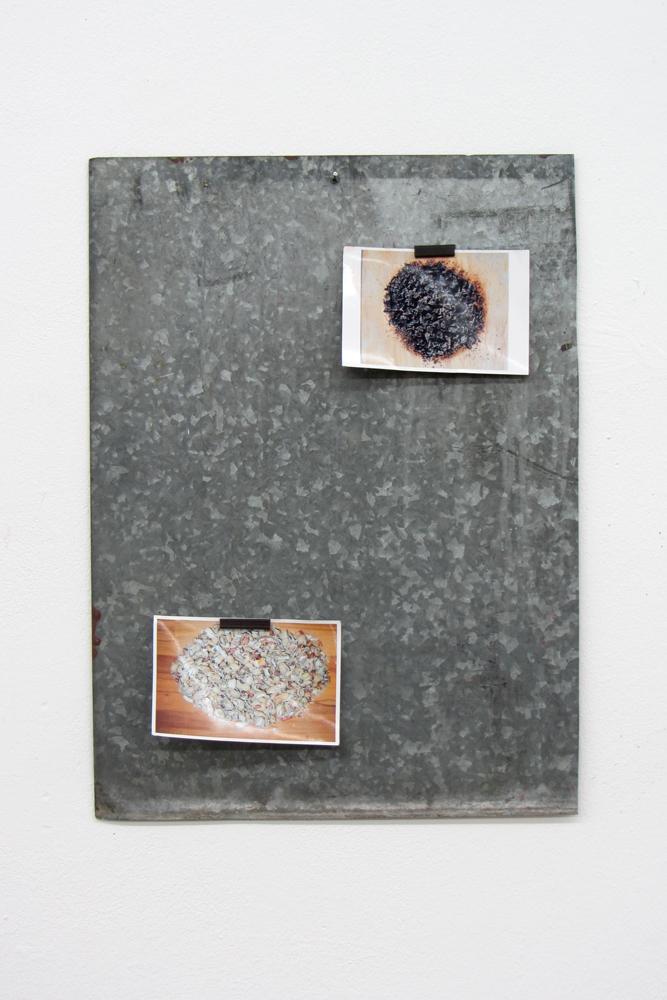 Snickers, 2013, Blech, Fotos, Magnete, 70cm x 50cm