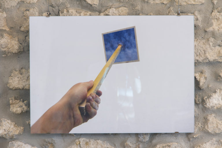 piss of the sky, 2015, Digitaldruck, 50cm x70cm