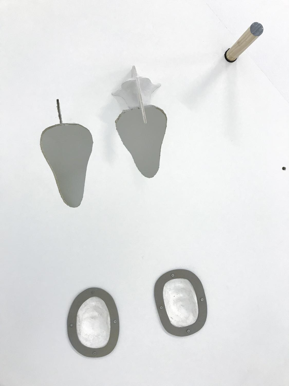 Utilgrip 4001 Pro-Version eXtra Plus, 2020, Spanplatte, MDF, Kunststoff, Stahl, Bronze, Silikon, Scagliola, 250  x 370 x 370 cm